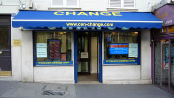 Bureau de change contact cen bureau de change à paris devises
